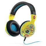 Hesh(碎甲弹) 重低音头戴式耳机 黄色 带麦(黄色)