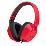 New Crusher 头戴式耳机 低音凶猛 双单元驱动 (红色)
