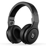 新版Studio Pro 录音师专业版 (限量版纯黑色)头戴式耳机 带麦