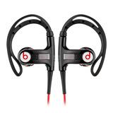 New PowerBeats 新版双动力 带麦 入耳式运动耳机 (黑色)