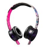 SOL REPUBLIC Tracks HD X tokidoki 头戴式耳机 V10驱动单元 重低音效果 带线控带麦 可拆