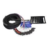 EWI PSPX-24X8-150 24路 150英尺 舞台接线盒 音频信号接线盒