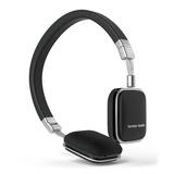 哈曼卡顿(Harman Kardon) HK SOHO(iphone) 旅行者之选 平折式迷你头戴耳机 超凡脱俗 高品质 (黑色)