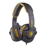 SA-708   头戴式立体声专业游戏耳机 (僵尸色)