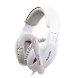 赛德斯(SADES) SA-902 7.1 声道声效游戏耳机 USB耳机 (白色)