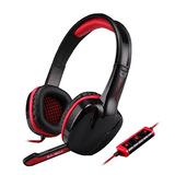SA-904  7.1声道声效游戏耳机 USB耳机(黑色)