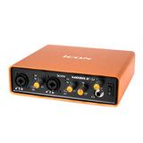 艾肯(iCON) MOBILE·U VST 网络K歌录音外置声卡(橙色)