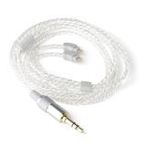 飞傲(FiiO) RC-WT1 威士顿耳机升级线 8芯铜镀银