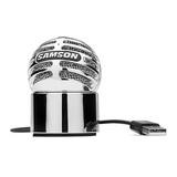 山逊(SAMSON) meteorite mic  电容式USB录音麦克风