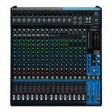 雅马哈(YAMAHA) MG20XU 20路带效果器模拟调音台
