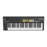 LAUNCHKEY 49 49键MIDI控制器键盘 支持ipad  赠送应用和插件
