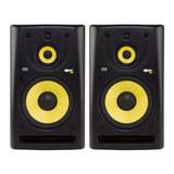卡尔卡(KRK) RP103 录音 三分频10寸有源监听音箱(一对装)