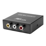 迈拓维矩(MT-VIKI) HDMI转RCA莲花 转换器