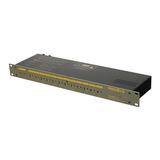 HiroSys HB-DA6EX 电子平衡式6路立体音频分配放大器