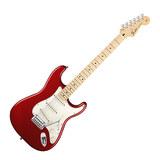 芬达(Fender) 电吉他品牌 014-4602-509 墨标 STRAT 电吉他 (苹果红)