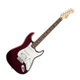 电吉他品牌 014-4700-575 墨标 STRAT  电吉他 (午夜酒红色)