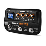 MG-200 电吉他综合效果器 数字合成效果器