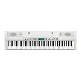 MP-100 88键重锤电子数码钢琴 (白色)