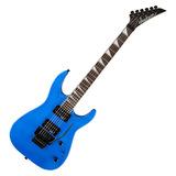 杰克逊(Jackson) JS32 Dinky 电吉他 (蓝色)
