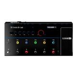 LINE6 FIREHAWK FX  吉他效果器,自带100种音色,4组编组,支持蓝牙iOS远程控制