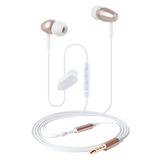 得胜(TAKSTAR) 铍头士TS-2280立体声入耳式耳机/耳塞 苹果认证 (金色)