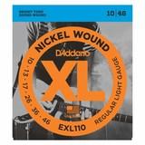 达达里奥(D'Addario) EXL110 美产盒装电吉他琴弦