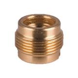 其它 麦克风支架/防震架/夹子 转换螺母 5/8''转3/8'' 金色