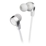 杰伟世(JVC) HA-FX45S 宝石魔音耳机 入耳式耳机 (白色)