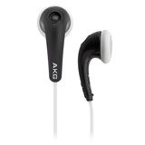 爱科技(AKG) Y16A 手机线控入耳式耳机 K318升级版 (黑色)