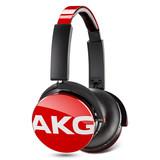 爱科技(AKG) Y50 音乐耳机 带线控麦克风 (红色)