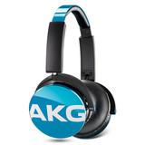 爱科技(AKG) Y50 音乐耳机 带线控麦克风 (蓝色)