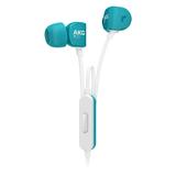 爱科技(AKG) Y20U 中低频温暖音色 线控通话入耳式耳机 (蓝色)