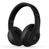 Beats studio Wireless 无线蓝牙录音师耳机 头戴式降噪电脑手机耳机 (全黑)