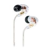 舒尔(SHURE) SE535入耳式耳机三单元动铁耳塞(透明)