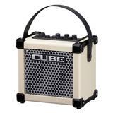 罗兰(Roland) M-CUBE GX便携5寸吉他音箱 (白色)