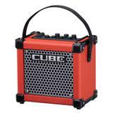 罗兰(Roland) M-CUBE GX便携5寸吉他音箱 (红色)