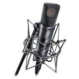 纽曼(Neumann)U89 Ai 大振膜电容录音麦克风 录音棚专业录音话筒 网络K歌主播直播麦克风【德国进口】