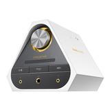 创新(Creative) SoundBlaster X7 hifi外置声卡 USB声卡连笔记本(白色高配)