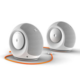 JBL Pebbles mini 音乐蜗牛电脑小音箱 (白色)