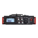 TASCAM DR-701D 录音机 采访单反微电影话筒
