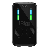 IK(IK-Multimedia) iRig Pro DUO 双通道音频接口 录音编曲声卡