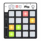 IK(IK-Multimedia)iRigPads 多彩MIDI打击垫控制器