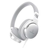 铁三角(Audio-technica) ATH-SR5 便携HIFI头戴式耳机 (白色)