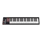 艾肯(iCON) iKeyboard 5S 自带声卡功能的49键 MIDI 键盘控制器