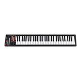 艾肯(iCON) iKeyboard 6S 自带声卡功能的61键 MIDI 键盘控制器