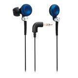 宜丽客(ELECOM) EHP-EIN110 高保真随身听耳机入耳式发烧耳机 (蓝色)