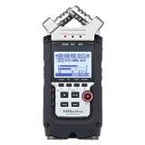 H4n Pro 便携式4轨数码录音机 音乐/电影/采访同期录音机