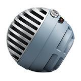 舒尔(SHURE) MV5 电容式手机K歌数字麦克风 (蓝色)