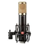 原飞乐(EDMiCN) ED247 专业大振膜电子管录音麦克风K歌话筒