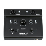 Ultra 4专业外置USB声卡 YY主播K歌喊麦电脑录音声卡